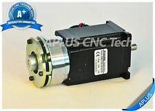 NEMA 23 Stepper Motor with Brake, 255oz-in 76mm 3.0A, 1.8degree, 4wires