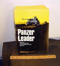 Vintage Panzer Leader Game Of Tactical Warfare Western Front 1944-45