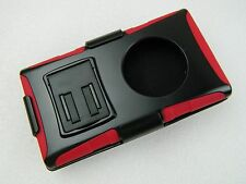 BLACK red RUGGED HYBRID CASE COVER+CLIP HOLSTER FOR NOKIA LUMIA 1020 ATT PHONE