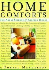 Home Comforts: The Art and Science of Keeping House Cheryl Mendelson Hardcover