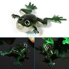 10Pcs Artificiels Silicone Grenouille Frog Lure Appât Soft Leurres à Pêche 4cm