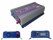 LCD Display Masspower 1500W MPPT LCD DC45-90V Solar Grid Tie Inverter