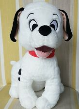 "Dalmation from 101 Dalmations 13"" plush foot stamped Disney Store"
