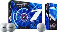 3 Dozen New Bridgestone 2016 e7 White Golf Balls