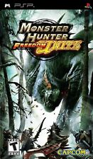 Monster Hunter Freedom Unite PSP New Sony PSP