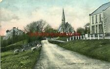 PRINTED POSTCARD OF MIDDLETON-ONE-ROW CHURCH, COUNTY DURHAM PHOENIX #617