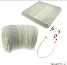 150mm External Ducting Kit for cooker hoods,Tumble dryers & bathroom extractors