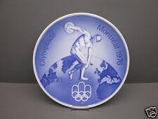 Royal Copenhague Plaque murale / de collection - (XXI) Olympiade Montreal 1976