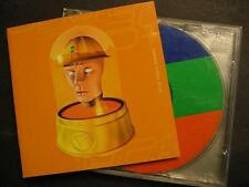 "I MOTHER EARTH ""BLUE GREEN ORANGE"" - CD - ORANGE COVER - ENCHANCED CD"
