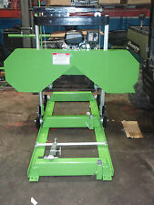 BANDSAW MILL SAWMILL BAND SAWMILL  NEW WITH 14 HP KOHLER/ 24' LONG TRACK  ES