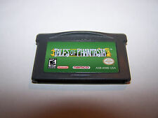 Tales of Phantasia (Nintendo Game Boy Advance) SP Game