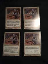 Soltari Foot Soldier X4 (Tempest) MTG (NM) Magic The Gathering