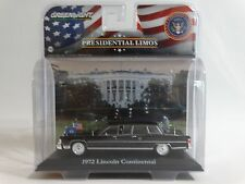 Greenlight Presidential Limo President Ford 1972 Lincoln 1:43 Scale Diecast Car