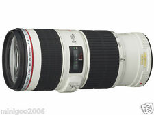 NEW CANON EF70-200mm F4L IS USM (EF 70-200mm F/4L) Telephoto Zoom Lens*Offer