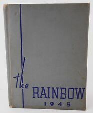 1945 THE ACADEMY OF RICHMOND COUNTY HIGH SCHOOL ARC Augusta, GA Yearbook Annual