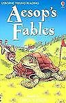 Aesop's Fables (Usborne Young Reading: Series Two) by