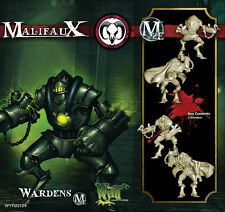 WYRD MALIFAUX WYR20124 WARDEN GUILD (1 OF) ( MINIATURES, TABLE TOP GAMING)