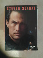 6950// COFFRET 4 DVD STEVEN SEAGAL NICO + MENACE TOXIQUE + L'OMBRE BLANCHE +PIE