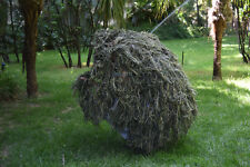 NEW Hunting Military Army Ghillie Suit 80*90cm Jungle camo Burlap Camo Net