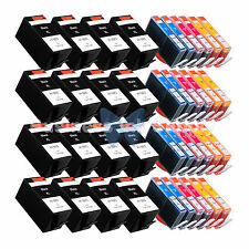 40+ PACK 920XL New GENERIC Ink for HP Officejet 7000 series (E809) 7500 (E910)