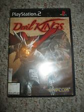 Devil Kings (Sony PlayStation 2, 2005) Complete ps2