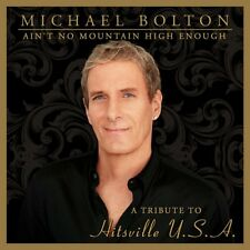 Michael Bolton - Ain't No Mountain High Enough (CD Standard Jewel Case Edition)