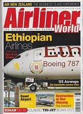 AIRLINER WORLD MAGAZINE UK MAY 2014.