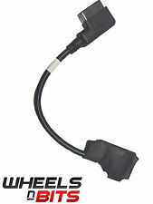 Audi A4 A6 A7 A8 Q5 Q7 AMI MMI Bluetooth Audio Stream lead iPhone iPad iPod 3G