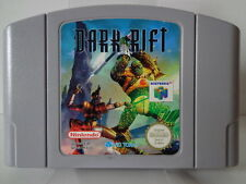 N64 Spiel - Dark Rift (PAL) (Modul)