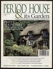PERIOD HOUSE and its Garden magazine March 1994