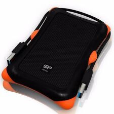 Portable External Computer Hard Drive USB Shockproof Data Storage Disk Mac 2 tb