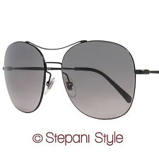 Gucci Round Sunglasses GG4253S 006EU Shiny Black 4253