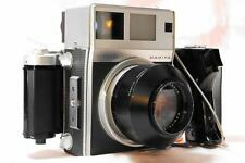 [EXC.+++]MAMIYA PRESS SUPER 23 Film Camera Body With SEKOR 100m F3.5 Lens JAPAN