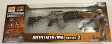 Easy Model MRC 1/3 Scale M4A1/M203  Assembled Rifle Model 39109