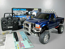 1/10 RC Tamiya Ford F-350 High Lift + MFC-02 light sound unit Futaba 2.4GHZ