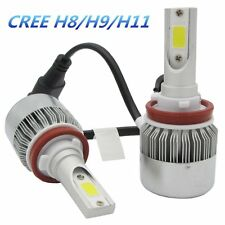 2x H11 H8 H9 110W CREE LED Headlight Kit 20000LM White Bulbs High Power Lamp Car