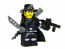 Post APOC Hunter Military Minifigure (SKU75) made with real LEGO®