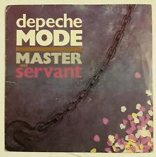 "Depeche Mode Master And Servant Single 7"" Francia 1984"