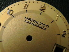 VINTAGE,Men's MID-SIZE HAMILTON Masterpiece Watch DIAL 8928,for ETA Quartz Mov't