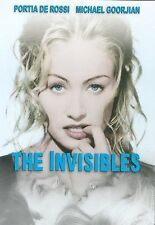 The Invisibles Portia De Rossi Michael Goorjian  (DVD, 2002) Noah Stern