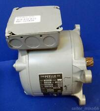 PEELLE 251721 CAR GATE OPERATOR MOTOR 1200/300 RPM, 20 LB-IN, 3PH, SPIRAL PINION