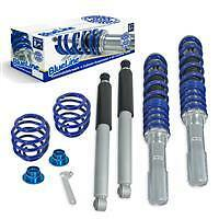 JOM Blueline Coilover Suspension Kit Vauxhall Nova 82-93