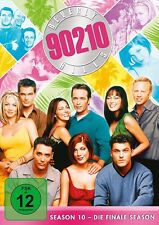 BEVERLY HILLS 90210 SEASON10 MB  6 DVD NEU  JENNIE GARTH/VINCENT YOUNG/+