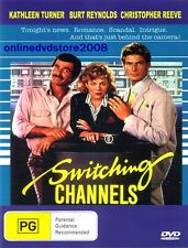 SWITCHING CHANNELS (Burt REYNOLDS Christopher REEVE) Comedy DVD NEW SEALED Reg 4