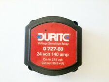 Durite Voltage Sensitive Relay VSR 24V 140A for Dual Battery Systems 0-727-83