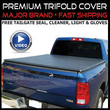 2009-2017 Dodge Ram 1500 Crew 5.6ft Bed NEW TRI-FOLDING TONNO TONNEAU COVER