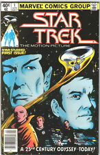 Star Trek: The Motion Picture Comic Book #1, Marvel 1980 VERY FINE/NEAR MINT