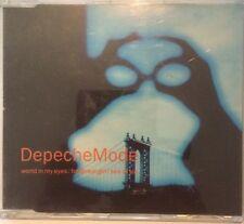 Depeche Mode World In My Eyes Cd Bong 20 3 Track