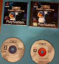 COMMAND AND CONQUER RETALIATION PSX PAL VERSION COMPLETE!