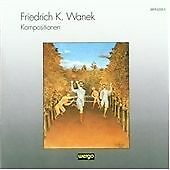 Various Artists-Wanek: Kompositionen - Various Artists  CD NEW